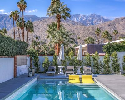 Trifecta of Palm Springs- Experience Extraordinary - Twin Palms