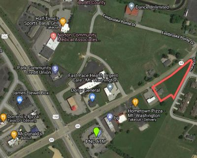 Mount Washington Commercial Site with single-family house
