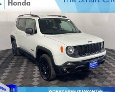2018 Jeep Renegade Upland