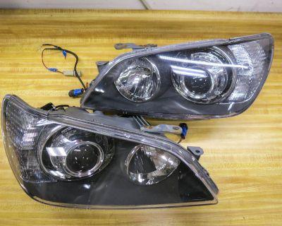 For Sale: Custom Lexus IS300 HID Projector Retrofit Headlights @ Switchback LEDs