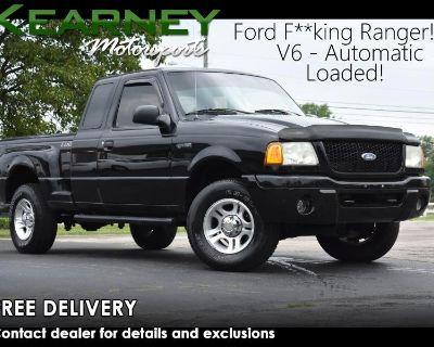 2001 Ford Ranger Edge SuperCab