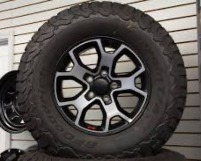 New Mexico - WTB Rubicon wheels and tires