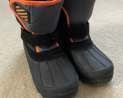 Winter Snow Boots, size 6