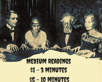 Medium Readings