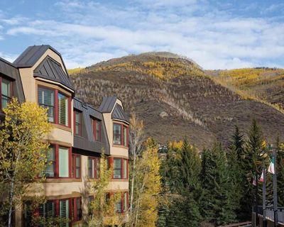 Marriott's StreamSide Birch Luxury Studio sleeps 4 - West Vail