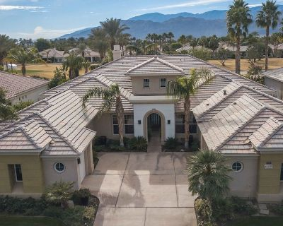 PGA West, The Legends, 5 bedroom southwest facing Mountain View home - La Quinta