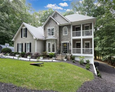 The Ultimate Lake Lanier Vacation Rental - Flowery Branch
