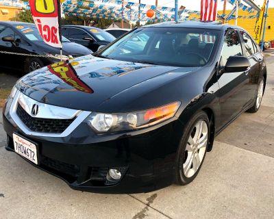 2010 Acura TSX V6 5-Speed AT