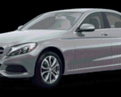 2015 Mercedes-Benz C-Class C 300 Luxury Sedan 4MATIC