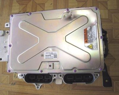 2007-2011 Toyota Camry Hybrid Inverter Converter, G9201-33010, G9200-33070, Oem