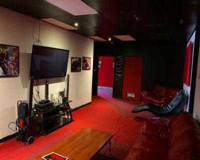 22,000sf Film Production Studio with Cyc Walls and Raw Warehouse Industrial Space, Atlanta, GA