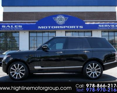 2014 Land Rover Range Rover 4WD 4dr Supercharged Autobiography