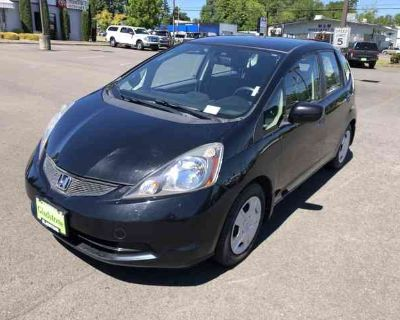2013 Honda Fit Base AUTOMATIC, CRUISE CONTROL, AIR CONDITIONING