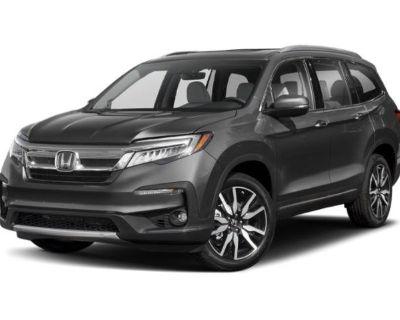 New 2022 Honda Pilot TOURING AWD Sport Utility