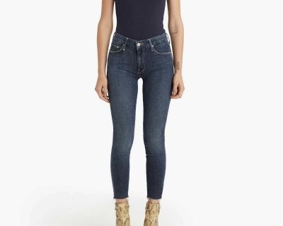 Mother Skinny Jeans Size 24