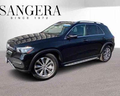 Used 2020 Mercedes-Benz GLE 4MATIC SUV