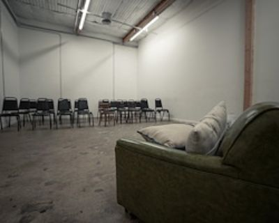 Event Space for 60 at Anthony Meindl's Actor Workshop