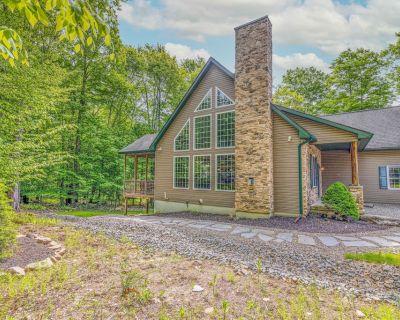 Luxury Retreat 5 Location Sauna, Hot Tub, Waterparks, Casino, Kayak, Ski Resorts - Gouldsboro