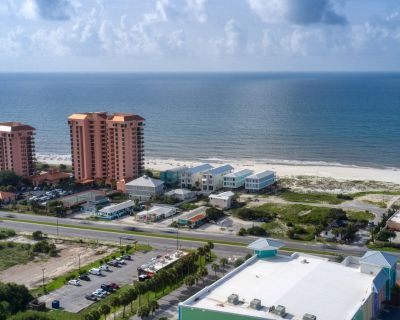 400' Perdido Beach Blvd Frontage and deeded beach access