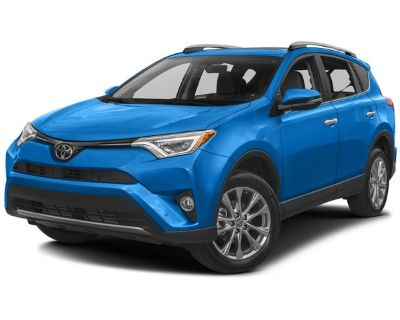 Pre-Owned 2016 Toyota RAV4 Limited AWD Sport Utility