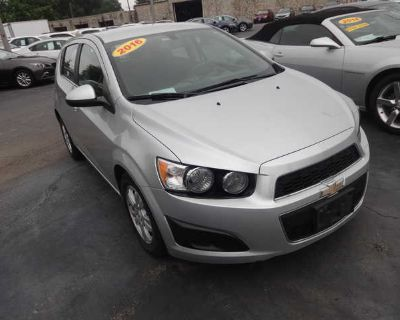 Used 2016 Chevrolet Sonic 5dr HB