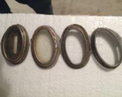 33-4 gauge bezels