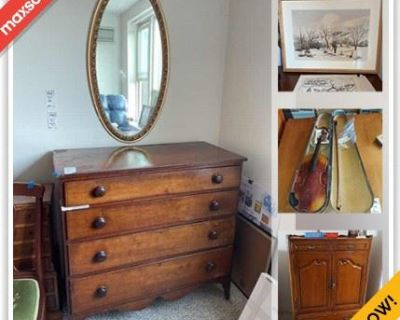 Peabody Downsizing Online Auction - Brooksby Village Drive (CONDO)