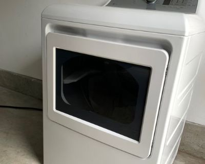 GE - Electric Dryer