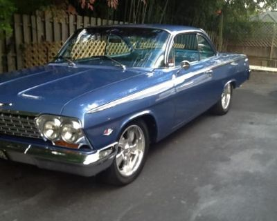 1962 Chevrolet Bel Air 2-door hardtop All-Steel Original Restored
