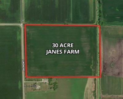 30 Acre Janes Farm Burlington Twonship