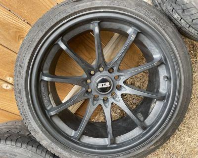 STR Racing 18 wheels