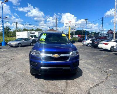 2017 Chevrolet Colorado Work Truck Ext. Cab 2WD