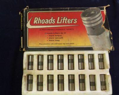 Nos Rhoads Lifters Rl8178 Hydraulic Sb/bb Camaro Chevelle 327 350 396 427 454