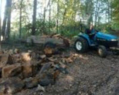 Firewood tractors