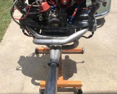 2332cc motor and transmission