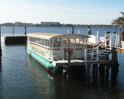 2006 45' Trident 44 Passenger Tour Boat