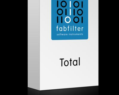 FabFilter Total Bundle 2021.5 For Windows And MacOS FOR 1 User