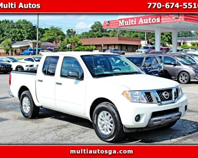 Used 2014 Nissan Frontier S Crew Cab 5AT 2WD