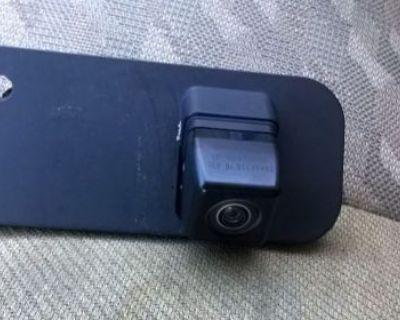Toyota Corolla 2014 Backup Camera Trunk