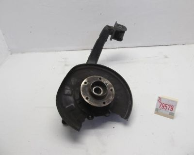 01-06 Bmw 330ci Coupe Left Driver Rear Suspension Stub Axle Knuckle Hub Bearing