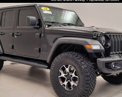 2021 Jeep Wrangler Freedom
