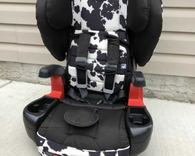 Britax Frontier ClickTight Harness-2-Booster car seat immaculate condition
