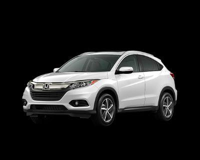 New 2022 Honda HR-V 2WD EX FWD 4D Sport Utility