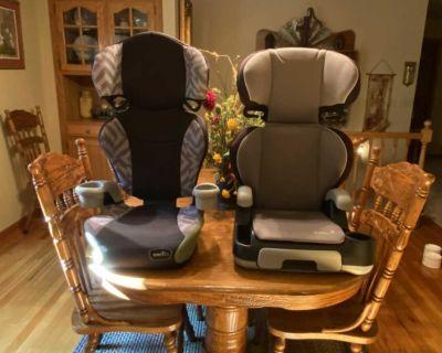 Booster Seats $15 ea.