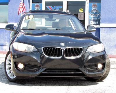 2014 BMW 2 Series 2dr Cpe 228i RWD