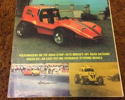 Dune Buggies The Fun Car Journal February 1970
