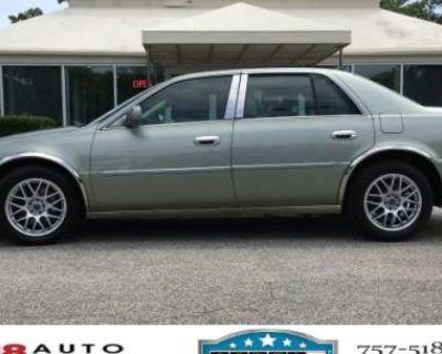 2007 Cadillac DTS Professional DTS Professional