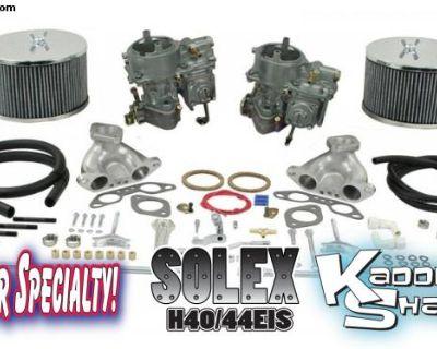 Kadron Solex Type2/4 Dual Carbs 1.7/1.8/2.0L