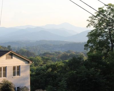 Excellent Mountain Views and Short Walk to Downtown Asheville - East End - Valley Street