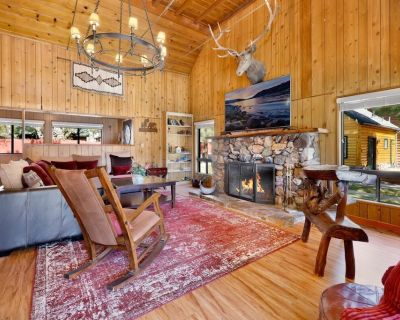 Moosehead Vintage Lakeside Mountain Home / Walk To Village/Marina - Big Bear Lake
